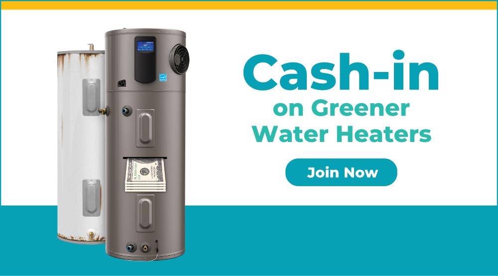 Cash for HPWHs